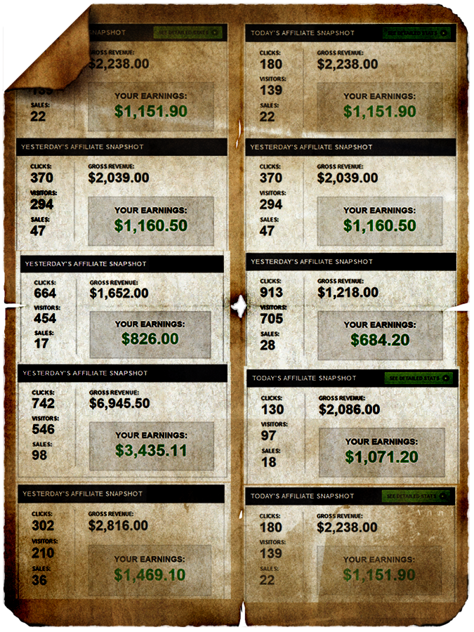 Commission Black Ops Income Proof