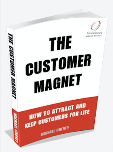 The Customer Magnet Ecover