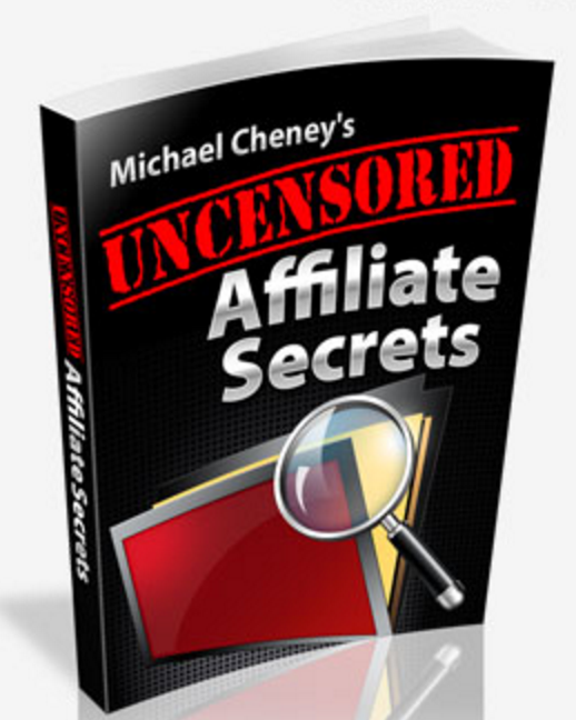 Uncensored Affiliate Secrets Image
