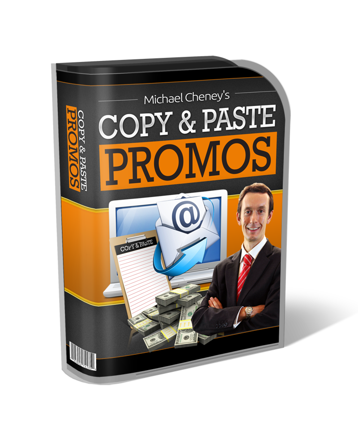 Copy and Paste Promos Image