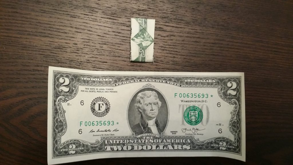 $2 Bill Theory Image How To Stand Out