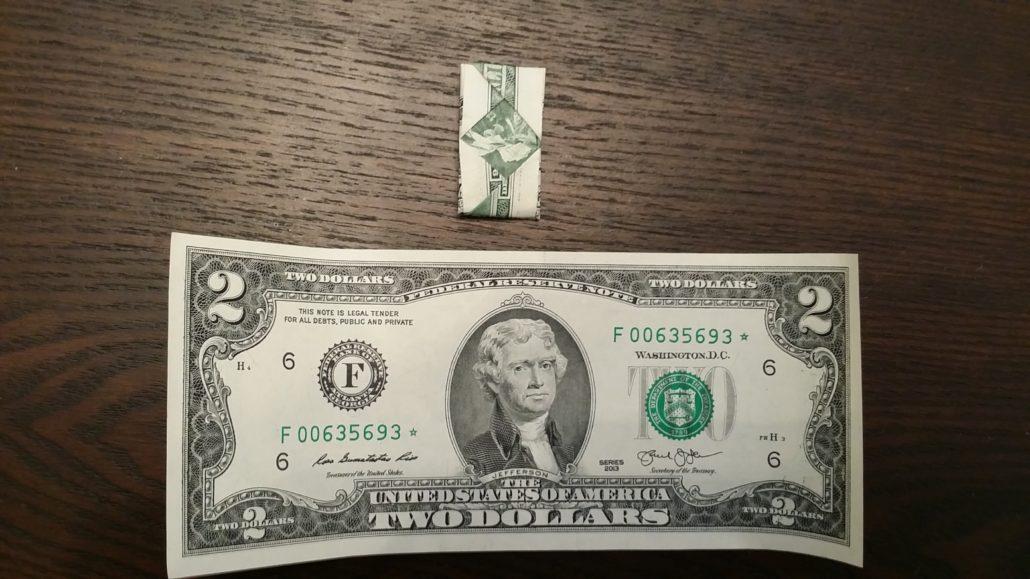 $2 Bill Theory