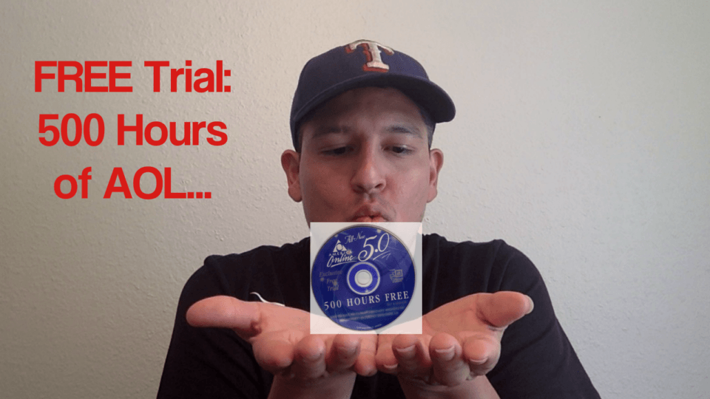 FREE Trial 500 Hours of AOL