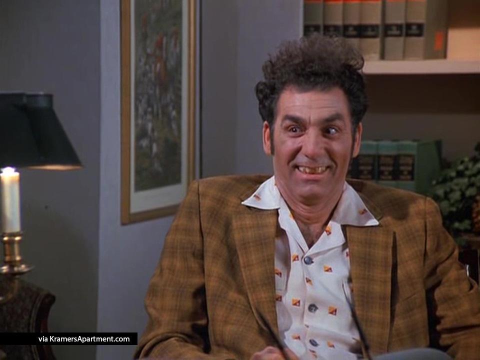 Kramer Dirty Teeth
