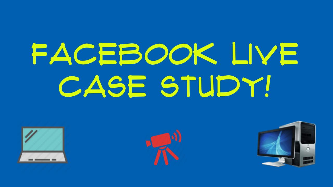 facebook case study