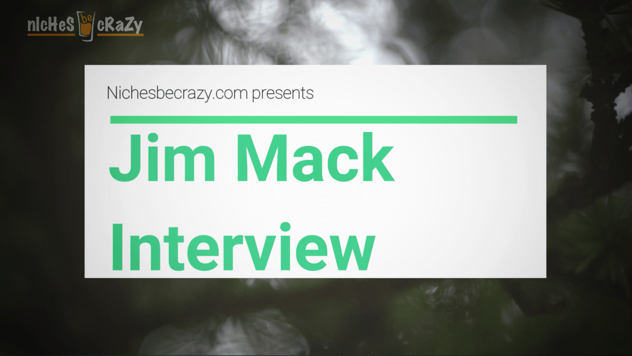 Jim Mack Interview - Offline Consulting Confidential