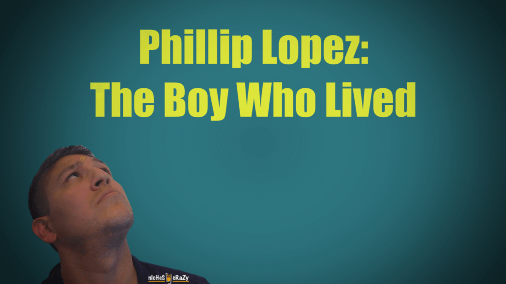 Phillip Lopez The Boy Who Lived Blog Post