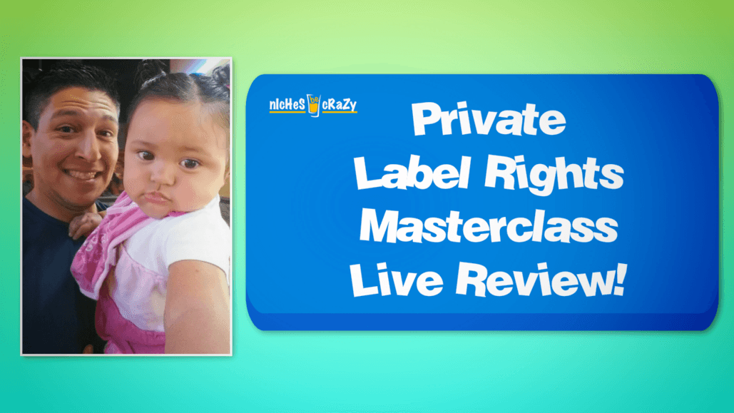 Private Label Masterclass Review